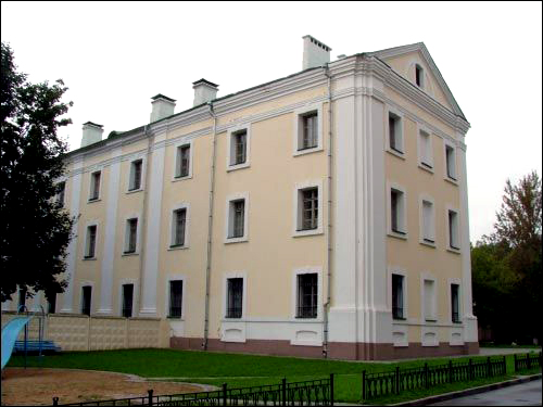 The Polatsk Jesuit College, 1581