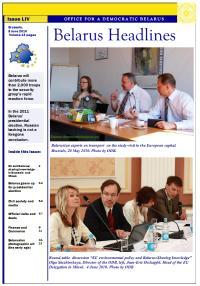 Belarus Headlines  LIV