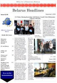 Belarus Headlines XLVIII