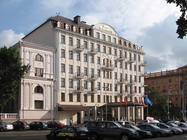 The Hotel Europe, Minsk