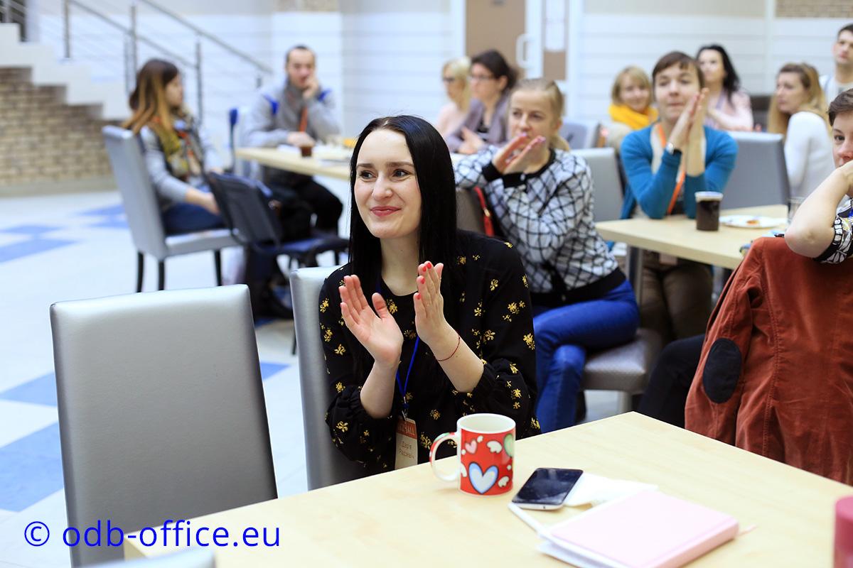 ea229e3c8 17-18 февраля состоялся третий офлайн тренинг программы Biz4all на котором  в течение двух дней участницы и участники практиковались проводить опросы,  ...