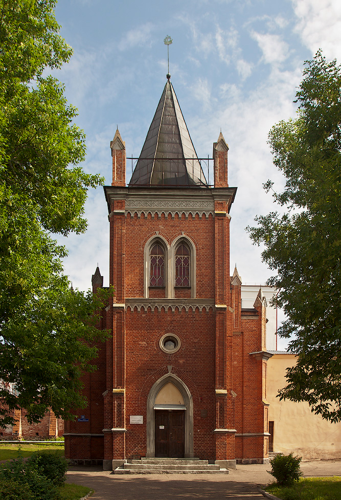 Lutheran Cathedral, 1888